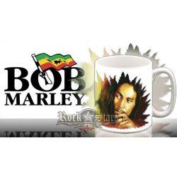 BOB MARLEY  bögre