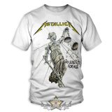 Metallica - And Justice for All Album Cover T-Shirt.