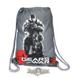 GEARS OFWAR 3. - BACK SACK. Design 2.vászon táska, hátizsák