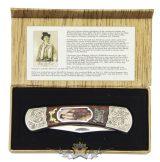 Jackknife  - Billy the Kid. 774-0071.   hobby kés, bicska, tőr, dísztárgy