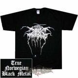DARKTHRONE - True Norwegian Black Metal.   zenekaros  póló