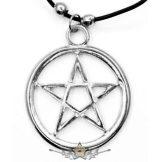 Pentagram  JVP.   nyaklánc, medál