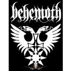 BEHEMOTH - LOGO.   SFL. felvarró