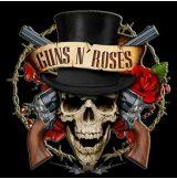 Guns N Roses - 2 pistols.   SFL. felvarró