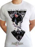 SUPERMAN - THE ORIGINAL MAN OF STEEL- Last hope man. filmes póló