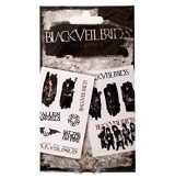 Black Veil Brides - Tattoo Pack. matrica szett