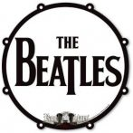 THE BEATLES - DRUMMER LOGO. egérpad - mausepad