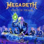MEGADETH - RUST IN PEACE.   SFL. felvarró