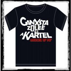 GANXSTA ZOLEE & KARTEL - LOGO póló