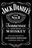 JACK DANIELS - LOGO.  plakát, poszter