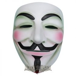 Anonymus * (V, for Vendetta)   álarc, maszk