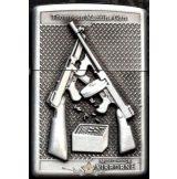 AIRBONE - Gépfegyver 2.  zippo fazonú öngyujtó