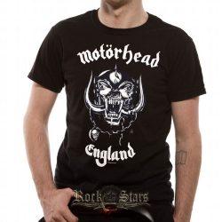 MOTORHEAD - ENGLAND  póló