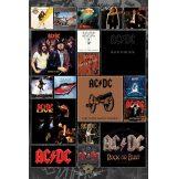 AC/DC - Covers.   plakát, poszter