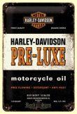 HARLEY DAVIDSON - 20X30.cm. fém tábla kép