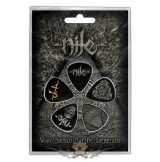 Nile - What Should Not Be Unearthed. Plectrum Pack.  gitárpengető szett