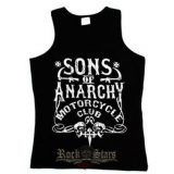 Sons Of Anarchy - T Shirt official. MOTORCYCLE CLUB.  motoros atléta