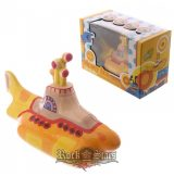 THE BEATLES - YELLOW SUBMARINE - MONEY BOX.  persely figura