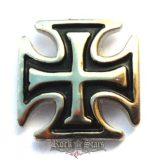 iron cross,  fém motoros jelvény