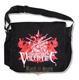 Bullet for My Valentine - Messenger Bag- Sword Burst Logo.   import válltáska