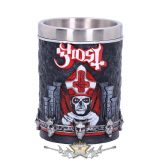 Ghost - Papa III Summons Shot Glass.  Officially Licensed Merchandise 7.5cm..