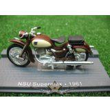 Nsu supermax - 1961. Model Motorcycle.  modell, motoros dísztárgy
