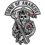 4b60db0d7 SONS OF ANARCHY * KEMÉNY MOTOROSOK - MOTOROS HORDA - Shark n Roll ...